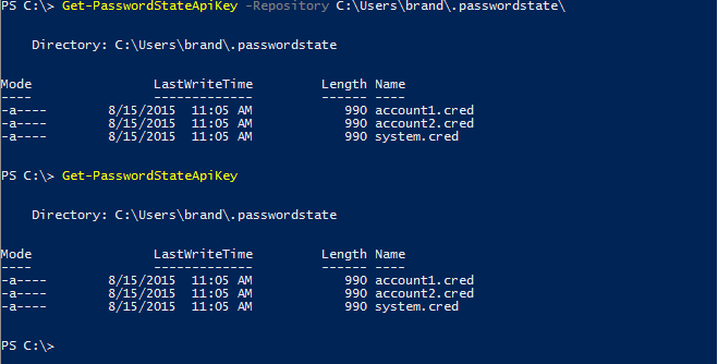 Storing PowerShell Module Default Values in Your User Profile
