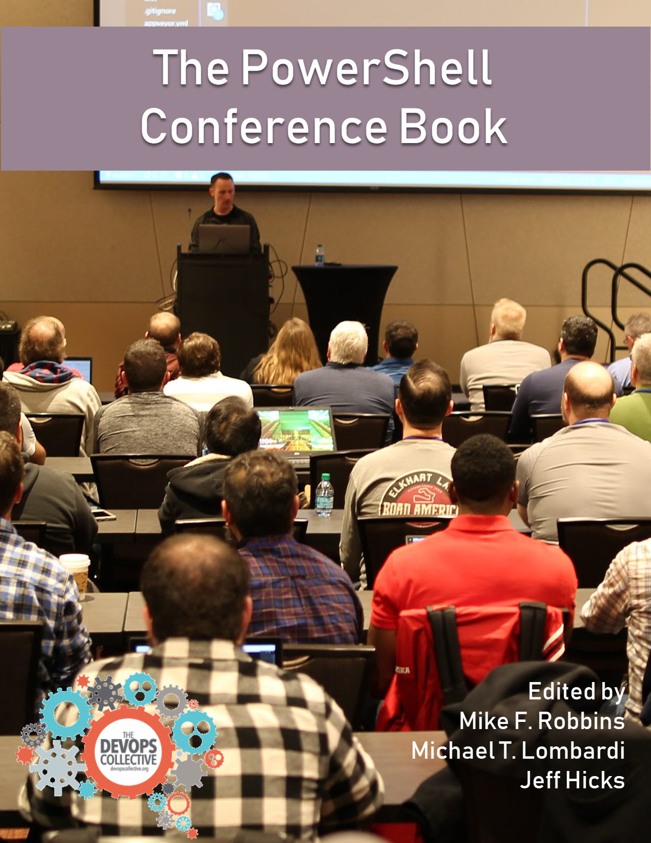 The PowerShell Conference Book feature image
